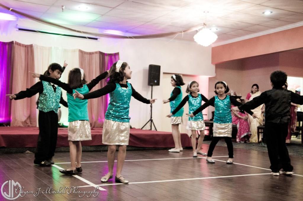 child dance routine