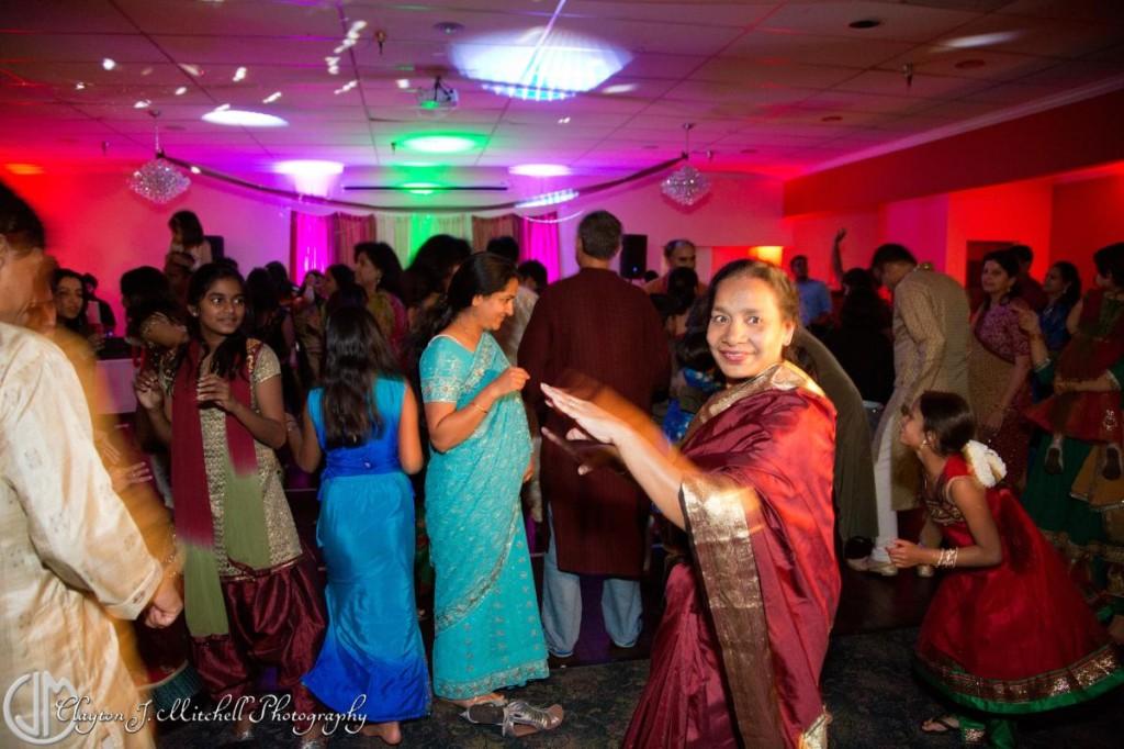 colorful Diwali celebration