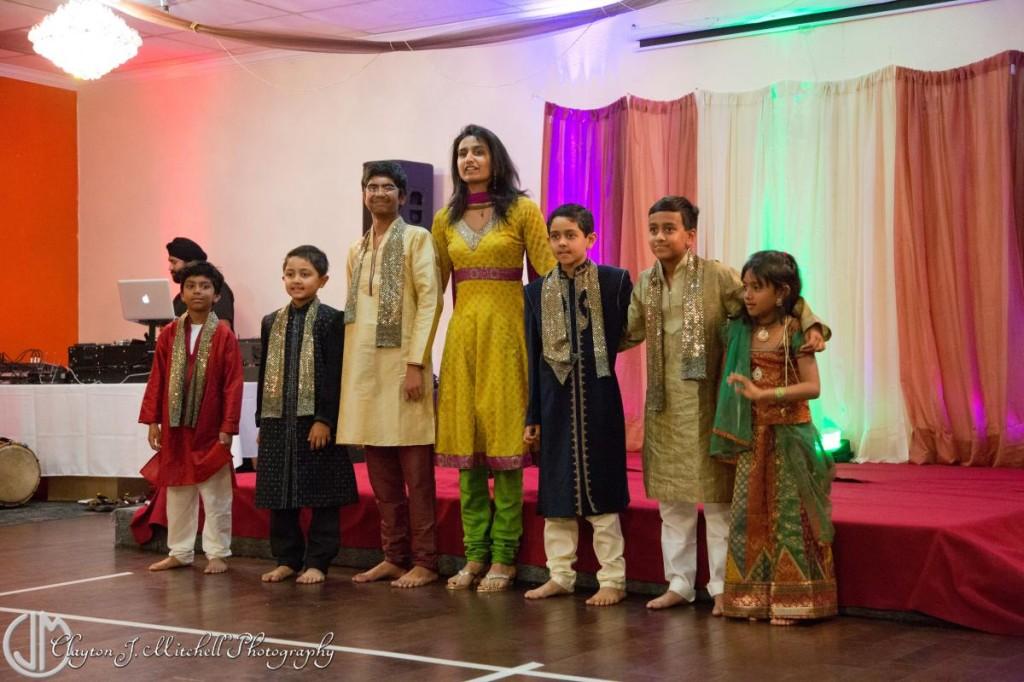 youth Diwali attire