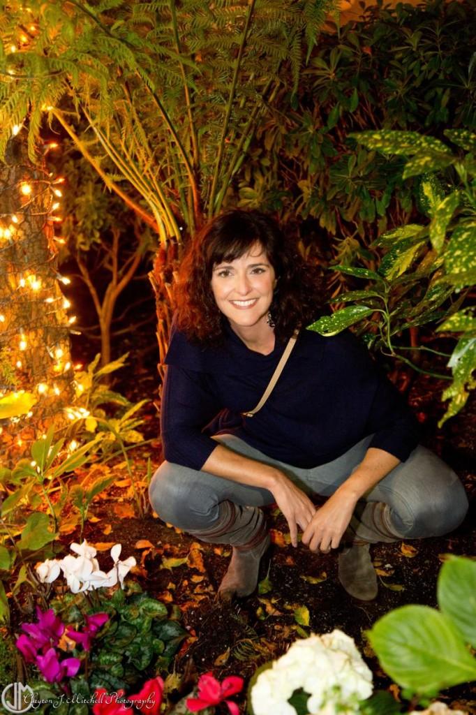 portrait in Yerba Buena Gardens