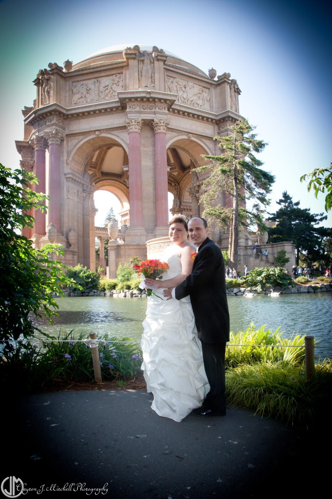 Baker Beach Wedding Clayton J Mitchell Photography Blog