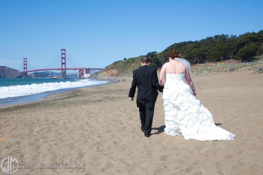 Romantic Beach Wedding