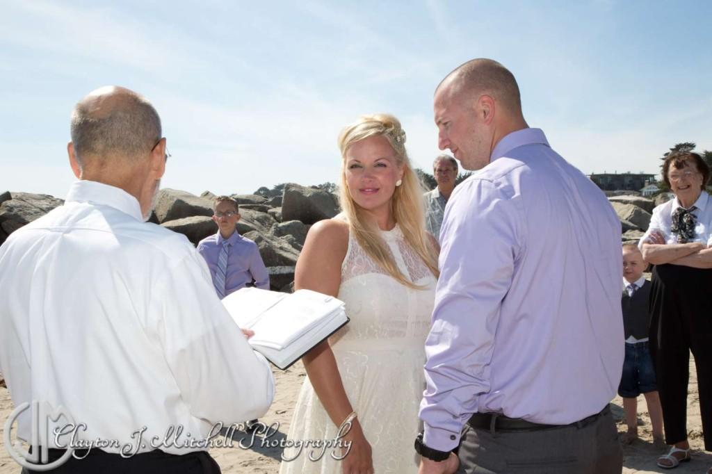 Wedding Photos Twin Lakes Beach