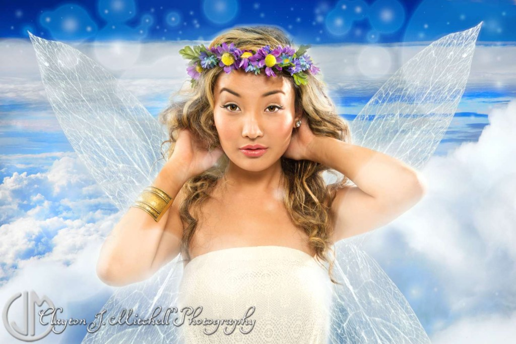 cloud fairy fantasy photograph