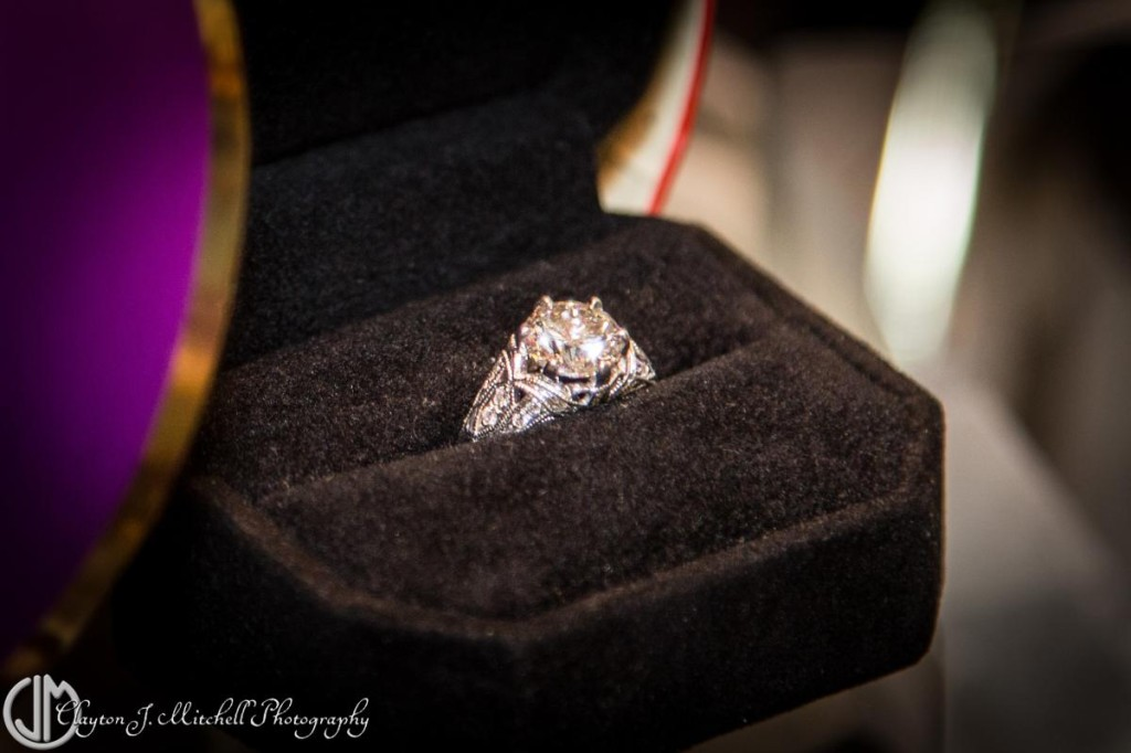 Diamond Engagement Ring by A Touch of Class Jewelerswtmk
