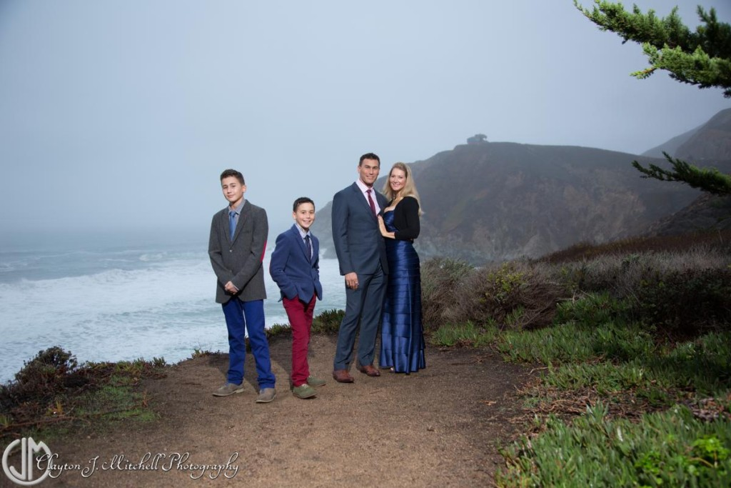 dramatic family portraits Pacifica CA