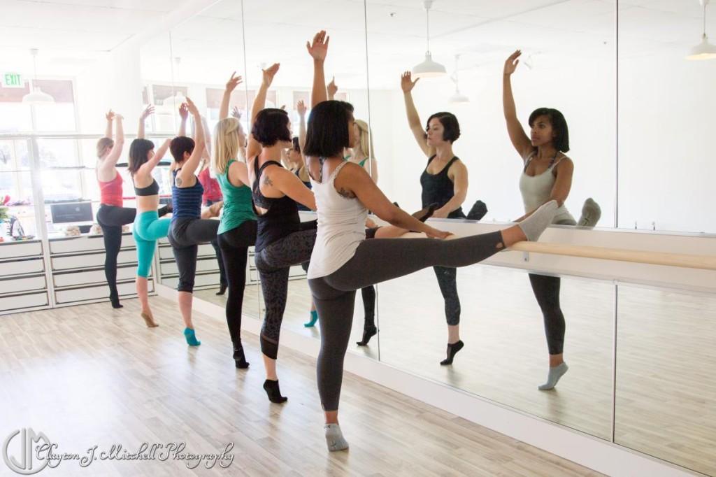dance class photography