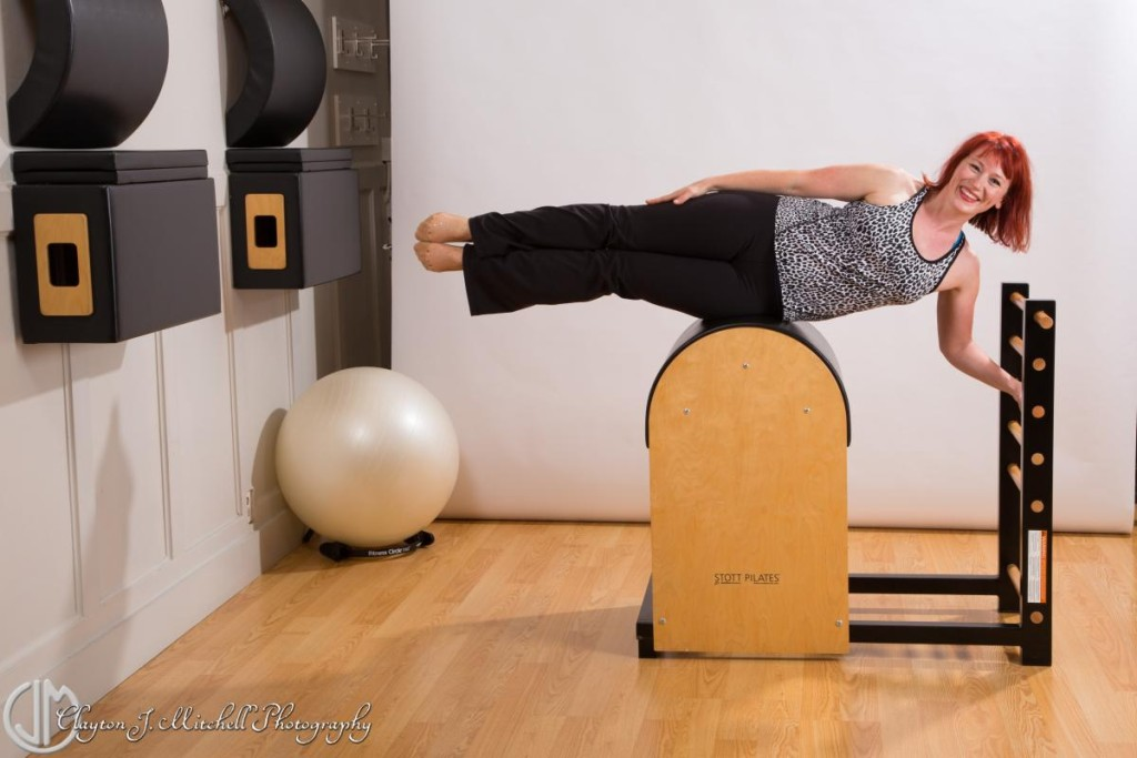 pilates workout photo
