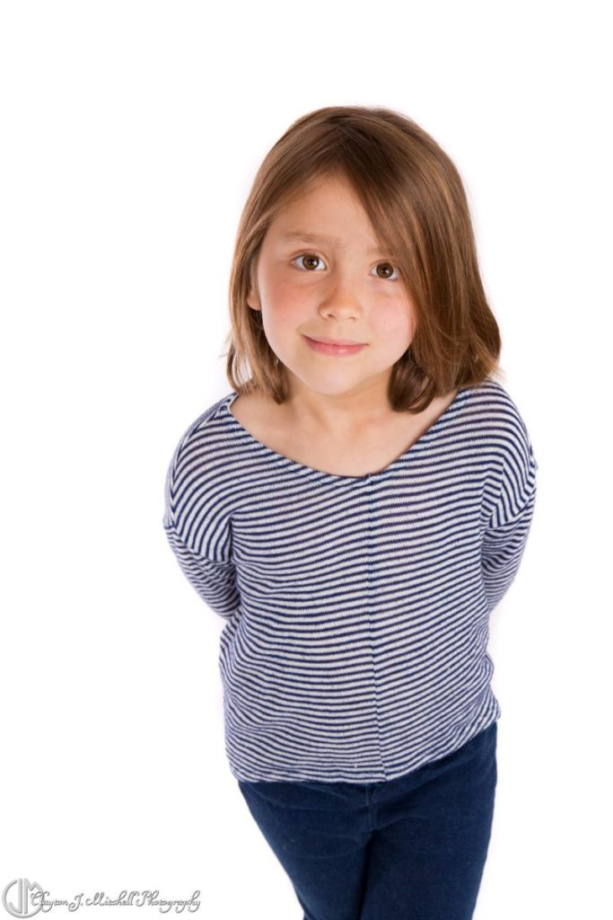 Children's Talent Head Shot