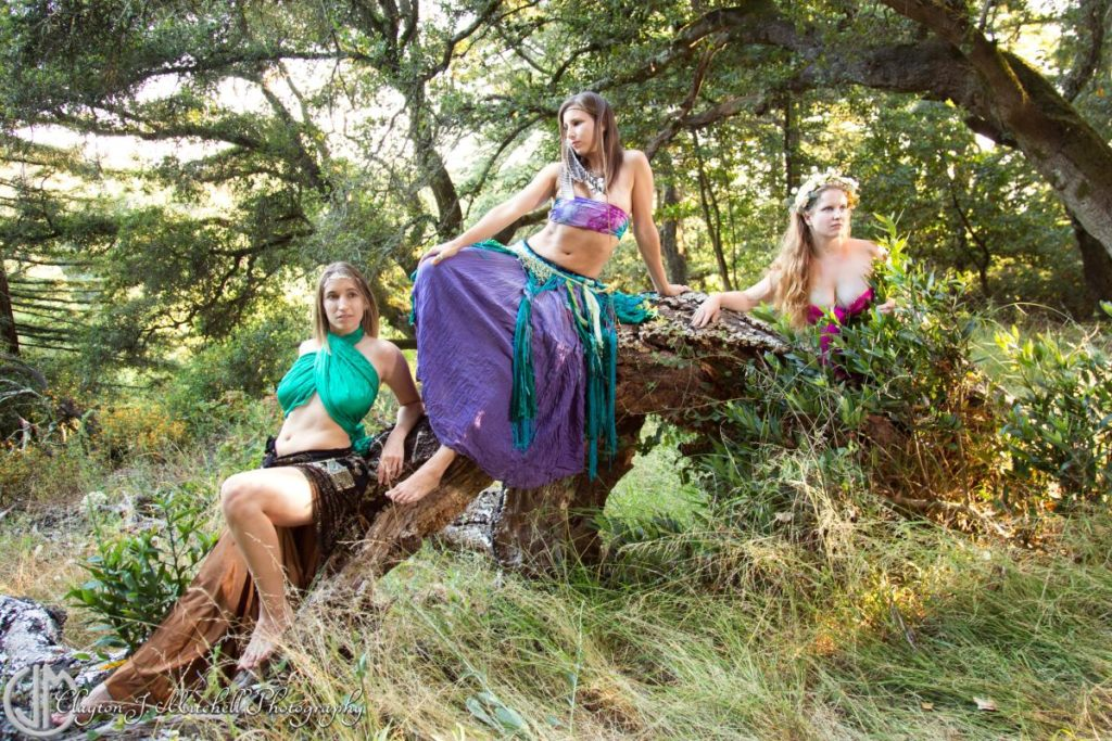 Boho Hippie Fairy Goddess Photo Shoot Oakland