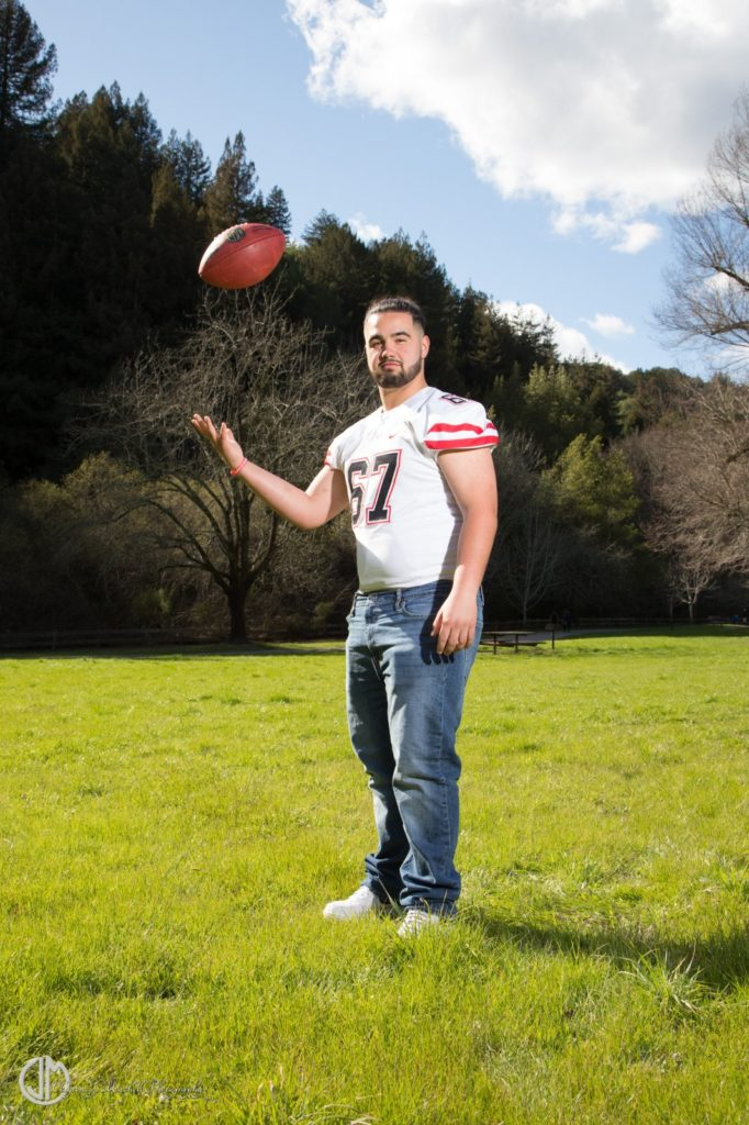 High_School_Football_Senior_Portrait_Bay_Area